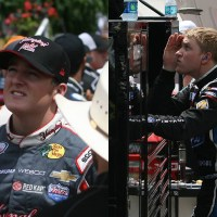 NXS: Chris Buescher and Ty Dillon in Similar Position