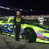 KNPSW: Nicole Behar Makes History At Irwindale