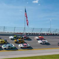 NXS: Underdogs Pull Through at Talladega for Top-Five Finishes