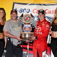 NCWTS: Dirt Ace Christopher Bell Takes his First Career Win in the Mud Summer Classic