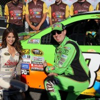 NSCS: On Top Again: Kyle Busch Wins Pole, Continues Superb Run