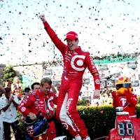 VICS: Scott Dixon Wins Sonoma; Takes Championship in Tie-Breaker