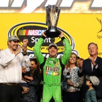 NSCS: Kyle Busch Wins Ford EcoBoost 400 and First Championship