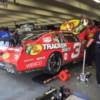 NXS: Ty Dillon Finishes Practice On Top