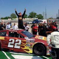 ARCA: Myatt Snider Wins at Toledo in �Phenomenal� Series Debut