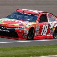 NSCS: Kyle Busch Will Lead Field to Green in Brickyard 400 at Indianapolis
