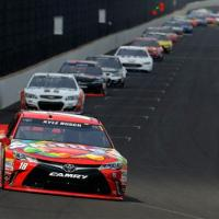 NSCS: Once Again, It Was A Kyle Busch Weekend of Domination at Indianapolis
