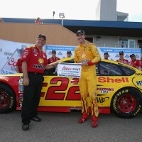 NSCS: Joey Logano Starts First at Michigan, Seeks Season Sweep in the Irish Hills