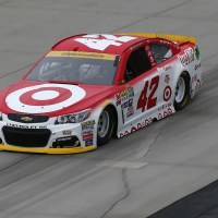NSCS: Kyle Larson Leads Opening Practice at Dover