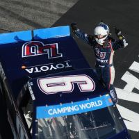 NCWTS: William Byron Spanks Field for 6th Win of 2016