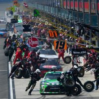 NXS: Auto Club Speedway Schedule and Entry List
