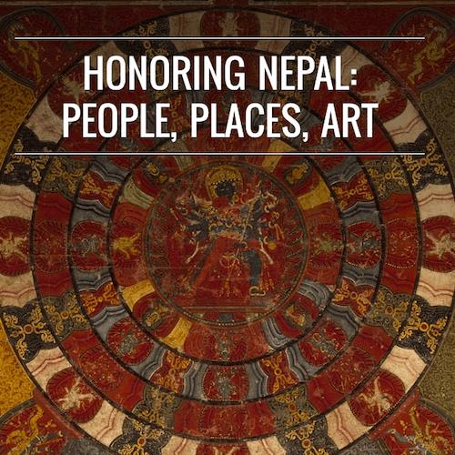 Honoring Traditional Art of Nepal