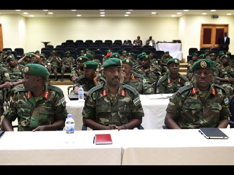 Isesengura ryihariye Mwalimu yakoze ku nshuti ye ya kera, Général Karenzi Karake .