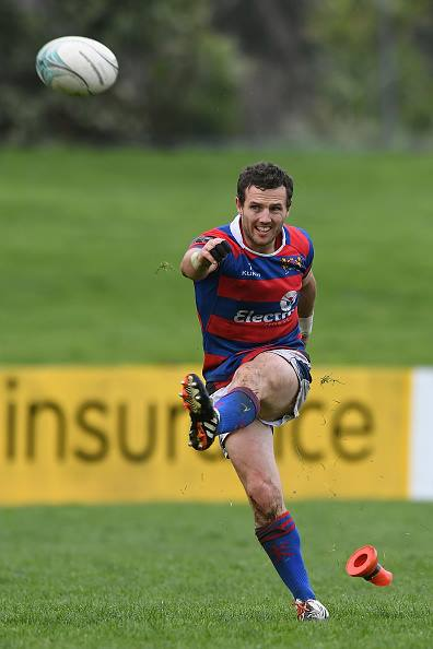 James Lash of Buller leads the Mitre10 Heartland Championship Points Table after 9 weeks on 118 pts and it will be very hard for any one to overtake him this season (Photo by Kerry Marshall/Getty Images)