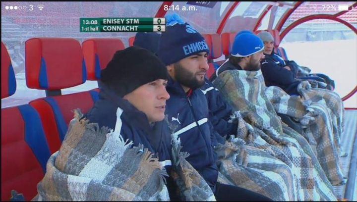 Siberia-bench