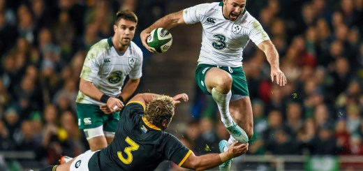 Ireland v South Africa - Guinness Series