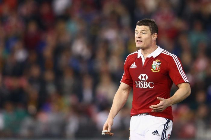 Brian O'Driscoll Has His Say On The Lions Captaincy & Coaching Team