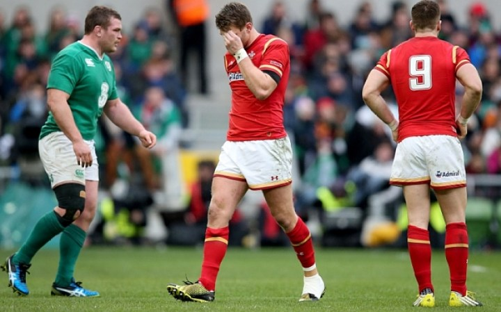 RBS 6 Nations Championship Round 1, Aviva Stadium, Dublin, Ireland vs Wales - 7 Feb 2016