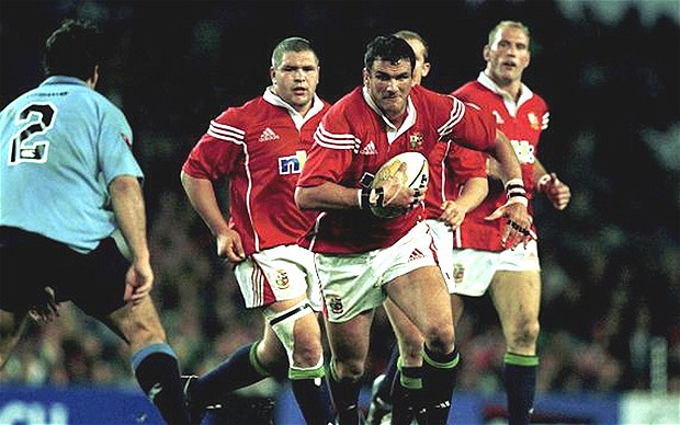 England Legend Martin Johnson Names His Lions XV