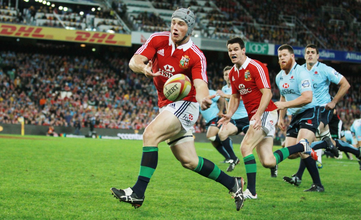 Popular Welsh Outlet Picks Their 37-Man British & Irish Lions Squad