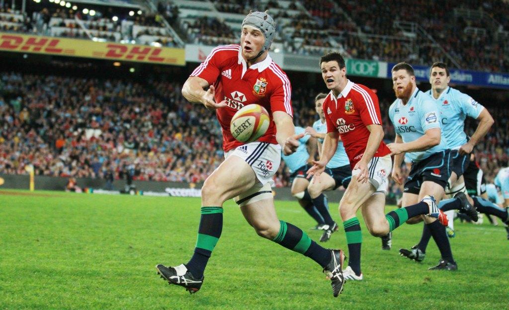 NSW Waratahs v British & Irish Lions - British & Irish Lions Tour To Australia 2013