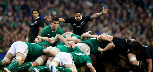 Ireland v New Zealand - International Match