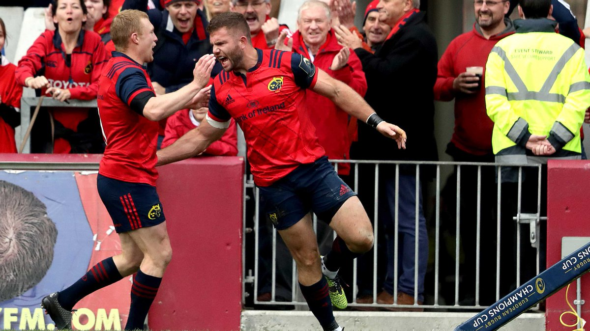 Jaco Taute On Whether He'd Consider Signing A Permanent Deal With Munster Or Not