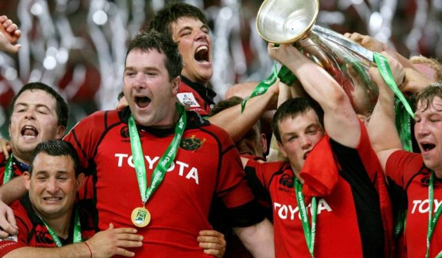 Pic: The Scarlets Tribute To Anthony Foley This Weekend Is Sheer Class