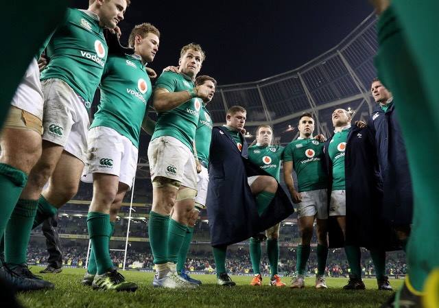 Injury Blow For Ireland As Star Set To Miss The Entire Six Nations