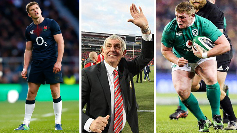 Sir Ian McGeechan Picks His British & Irish Lions Autumn Series XV