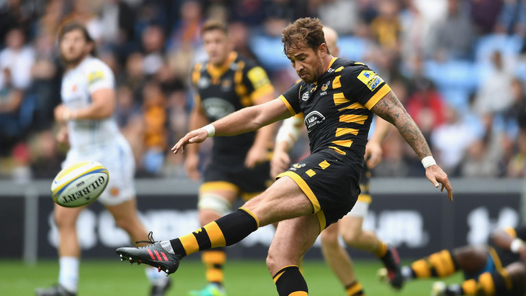 Danny Cipriani Set For Shock Move Away From Wasps