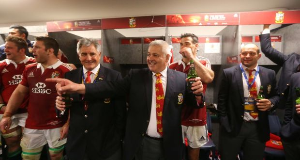 Warren Gatland Heaps Praise On A Certain Irishman Ahead Of Lions Tour