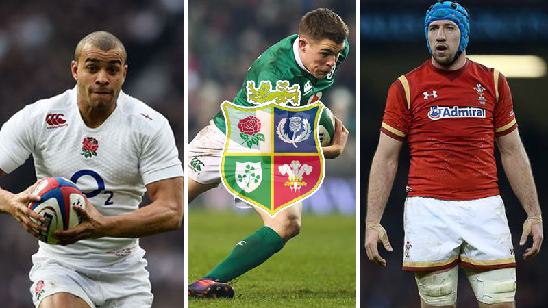 Our 37-Man British & Irish Lions Squad