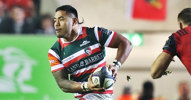 Leicester Snap Up French International As Replacement For Manu Tuilagi