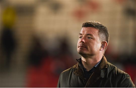 Brian O'Driscoll Reveals Three Young Irish Stars He'd Like To See In The Six Nations Squad