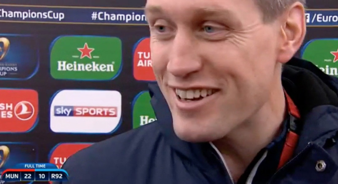 Watch: Ronan O'Gara Finally Answers The Question, Does He Want To Return To Munster?