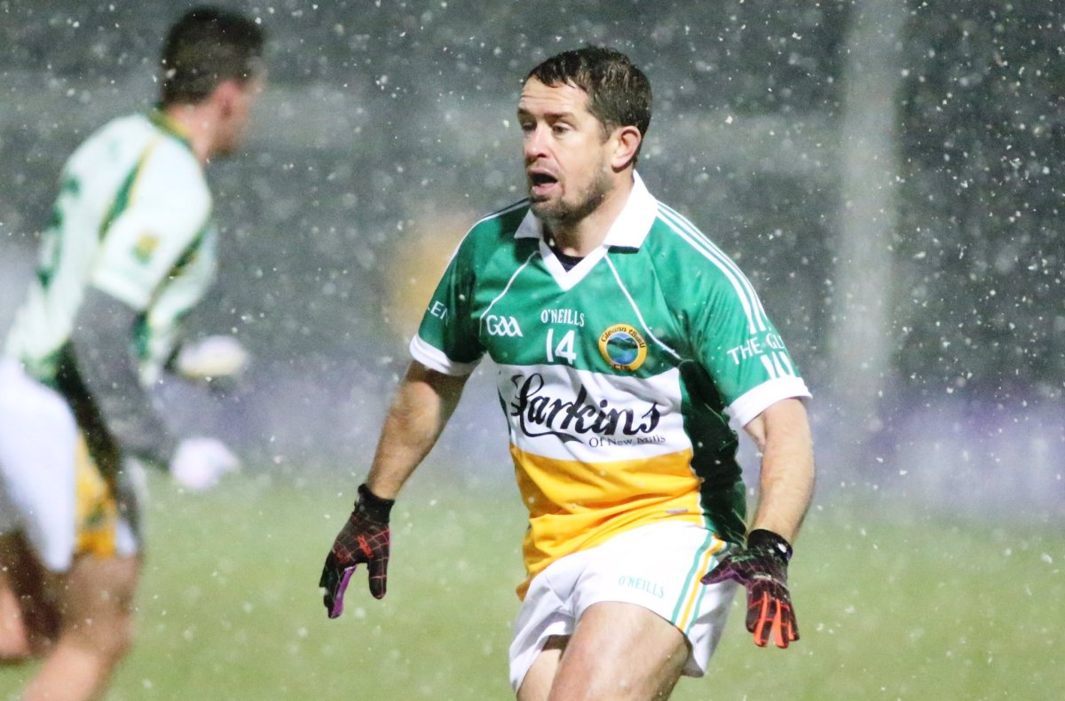 Shane Williams Made His GAA Debut Last Night & He Didn't Do Too Bad