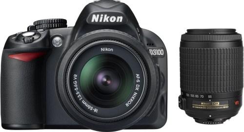 Medium Of Nikon D3100 Price