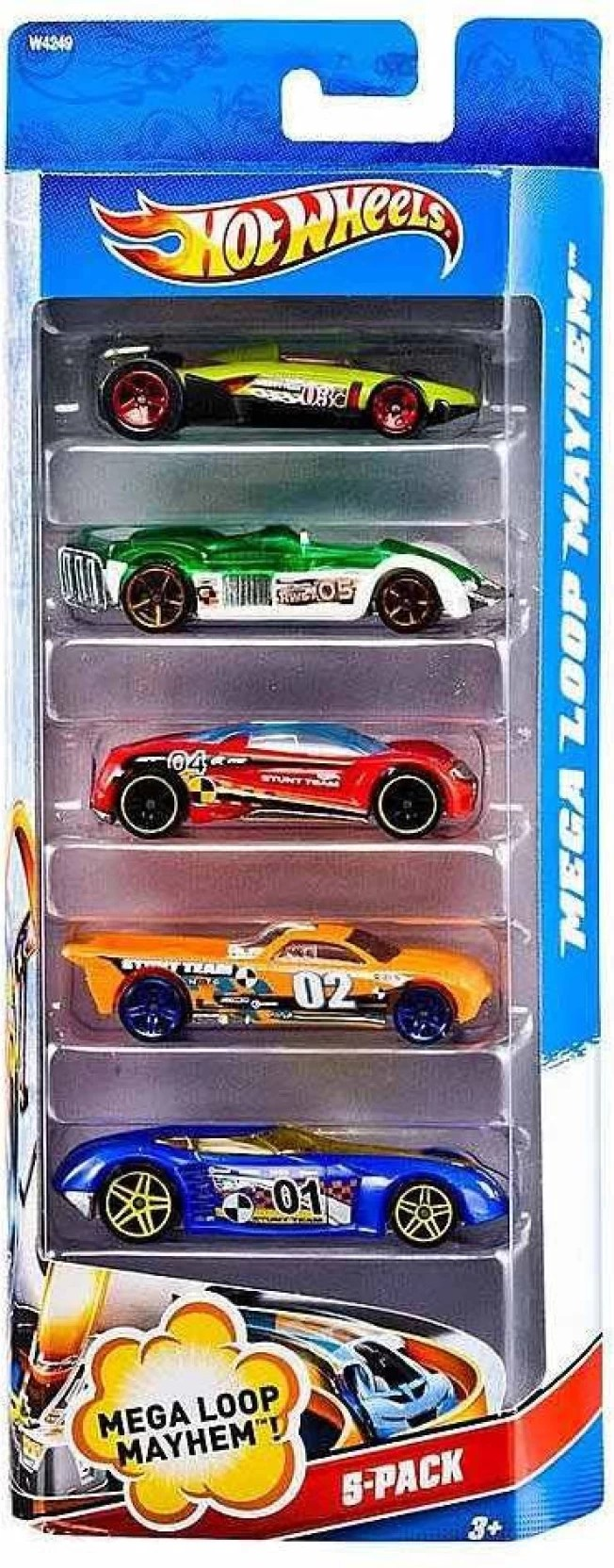 Hot Wheels Five Car Assortment Pack   Five Car Assortment Pack     ADD TO CART