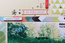 Using Pinterest for Scrapbook Inspiration