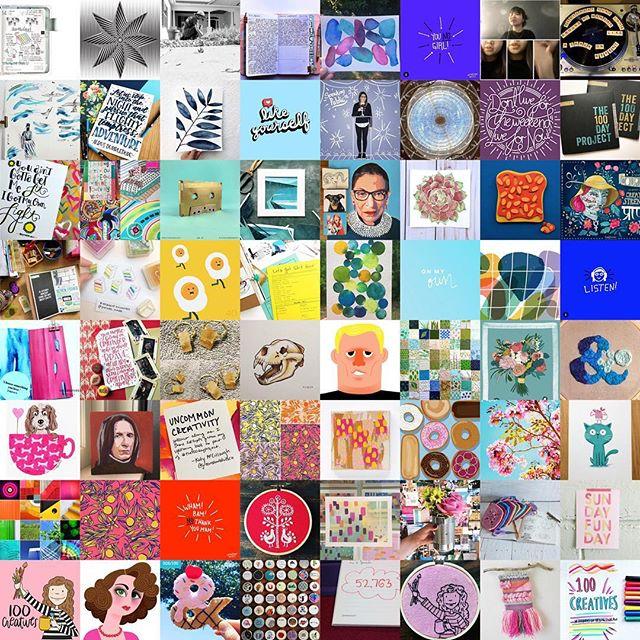 100 Creatives Podcast
