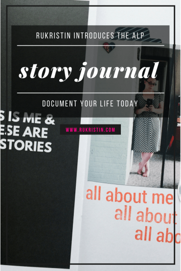 rukristin introduces the ALP story journal