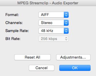 convert aiff to mp3 mac free