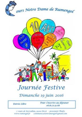 Le 19 Juin venez fêter cela avec nous!