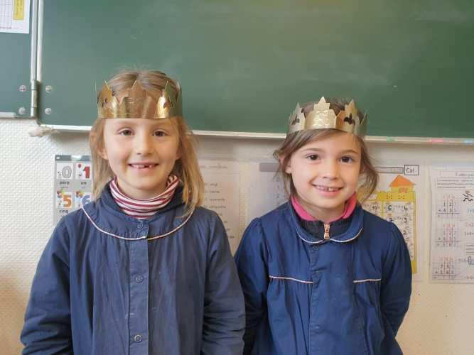 Les reines du CE1