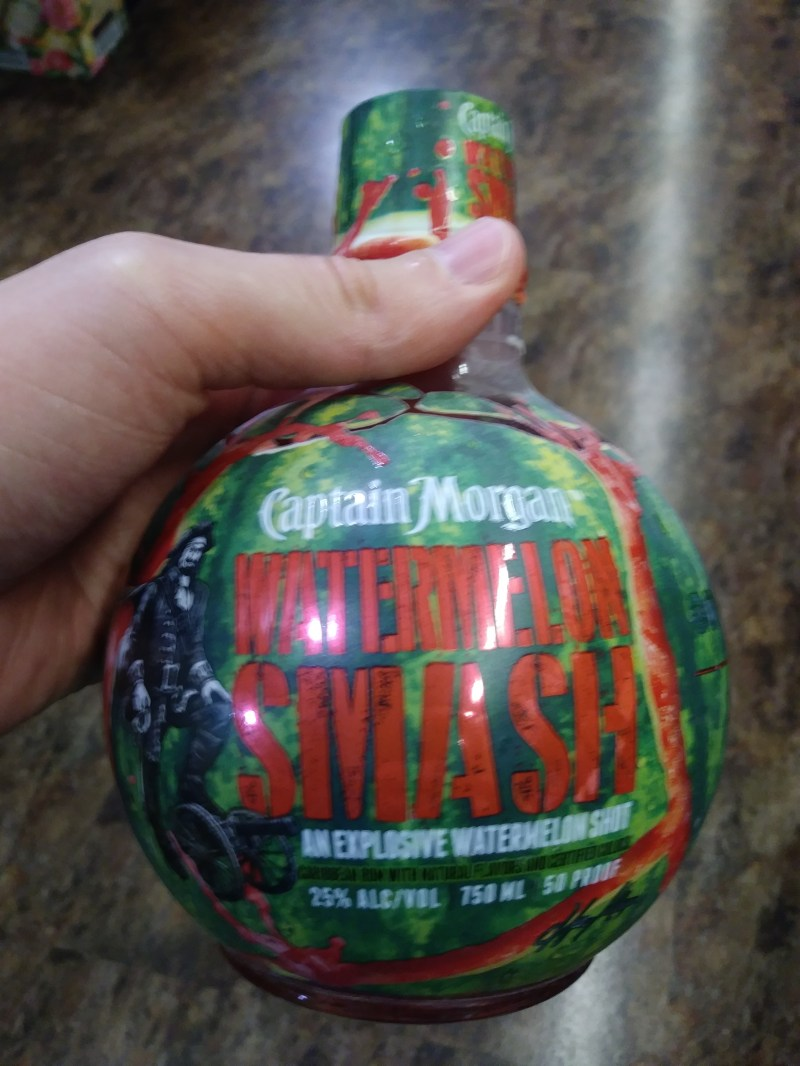 Large Of Captain Morgan Watermelon Smash