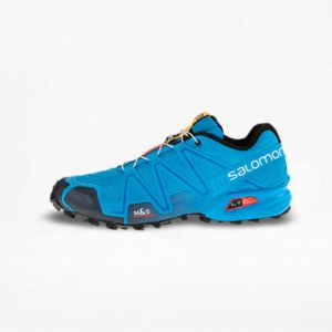 Tenis Salomon Speedcross Azul Hombre - Run4You.mx