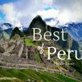 Best of Peru RunawayJuno