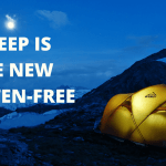 sleep is the new gluten free