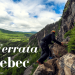 via ferrata quebec